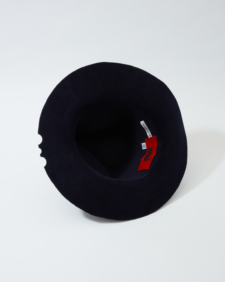 WIDE BRIM HAT 詳細画像 NAVY 2