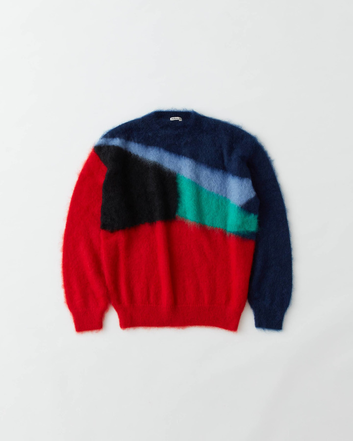 MOHAIR SWEATER 詳細画像 RED 1