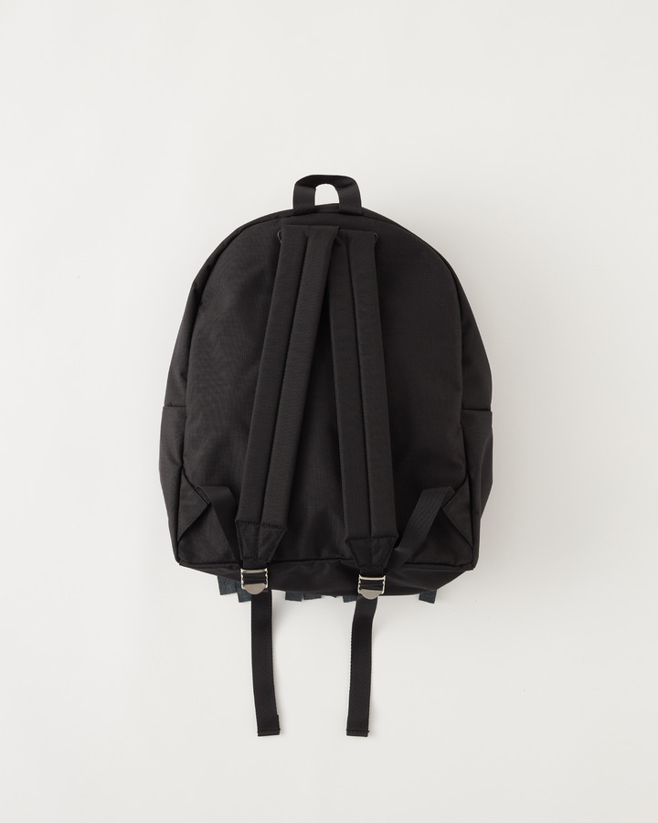 """FRINGE"" BACKPACK 詳細画像 BLACK 2"