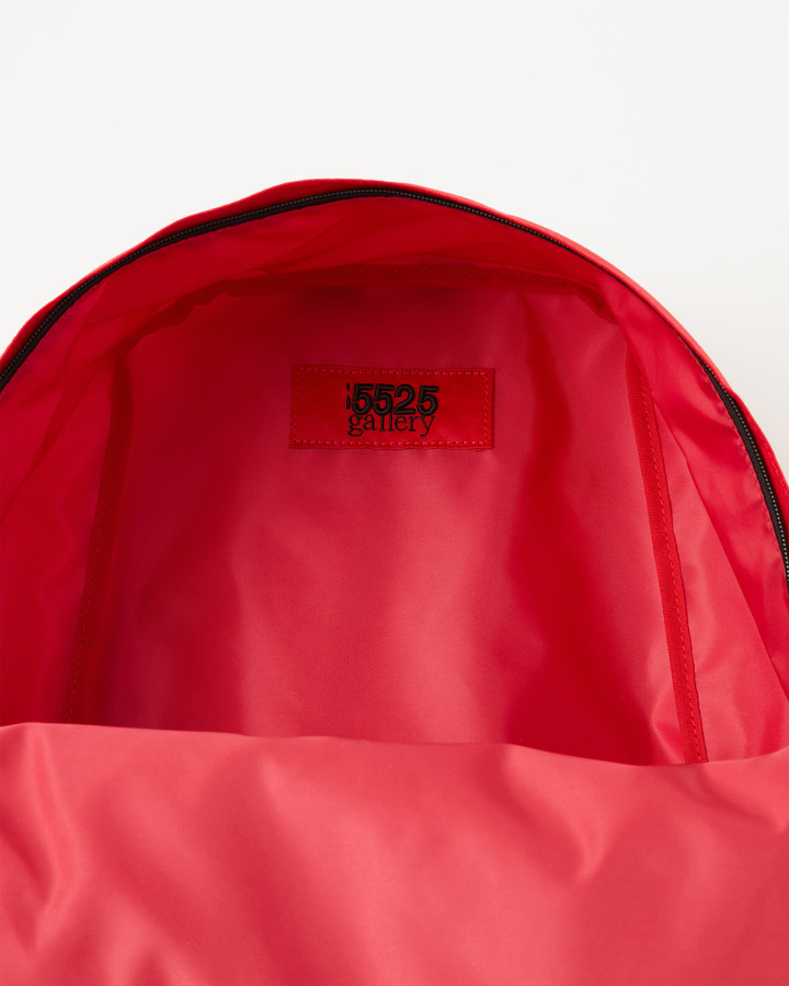 """FRINGE"" BACKPACK 詳細画像 RED 4"